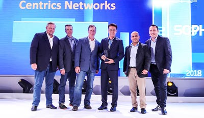 2018 Sophos ASEAN Partner of the Year